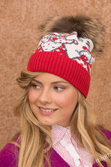 Шапка Merry Christmas girl 54-56