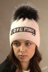 Шапка Love pink 54-56