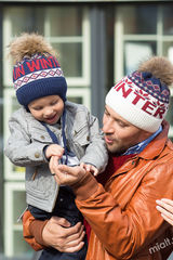 Шапка Winter kids 48-50
