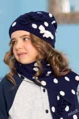 Шапка и шарф Софи Комплект 48-52
