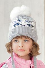 Шапка Снежок 48-50
