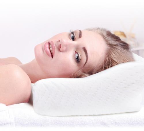 Подушка ортопедическая трехслойная