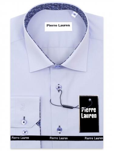 0182TECL Мужская классическая рубашка с длинным рукавом Elegance Classic