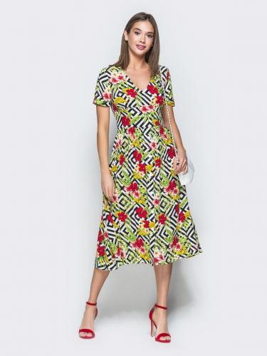 Платье 82036