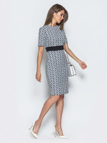 Платье 35008