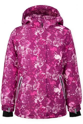 Куртка #160923Розовый