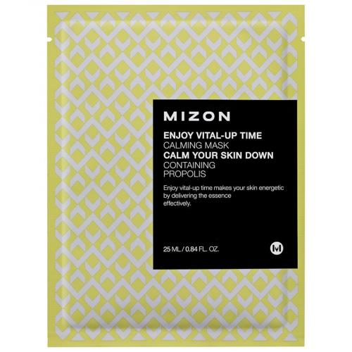 Mizon Calming Mask Maske Maske, 25 мл