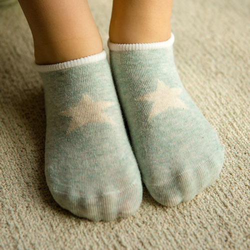 Набор детских носков «Звездочки», 4 пары C60087