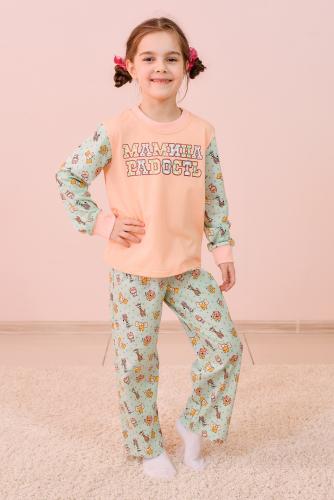Пижама детская для девочки FS 133d