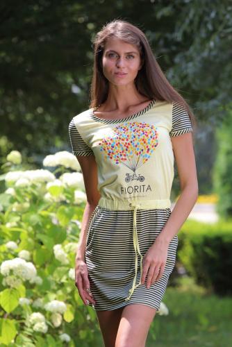 Платье домашнее FS 2249
