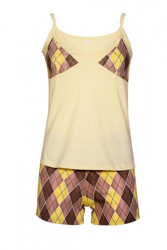 Пижама женская NS 4447-f