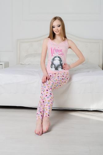 Комплект домашний женский FS 2273