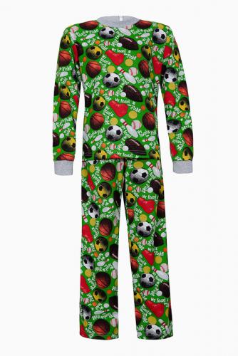 Пижама детская для мальчика FS 150d