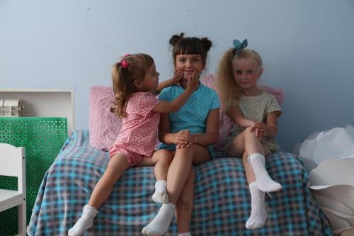 Пижама детская для девочки FS 114d