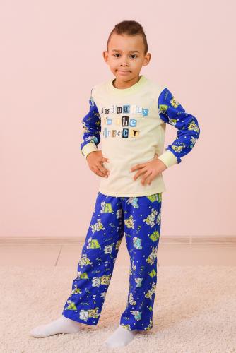 Пижама детская для мальчика FS 134d