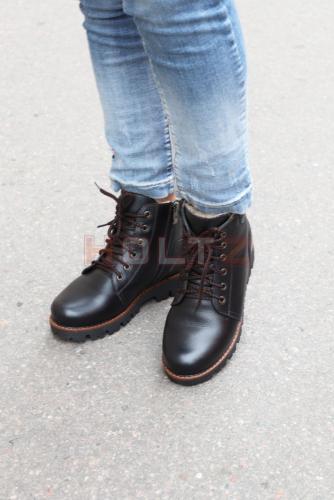 Женские зимние ботинки 8972 0-0-1