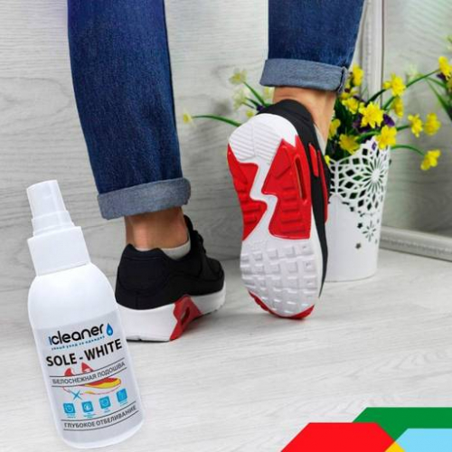 icleaner Sole-White, 100 мл