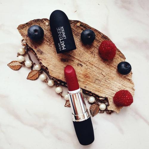 Помада Mattense lipstick 408 my heart