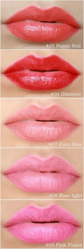 Помада True Colour lipstick-balm 408 rose light