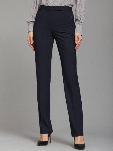Прямые брюки со стрелками