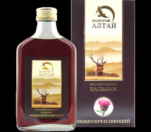 Бальзам Золотой Алтай