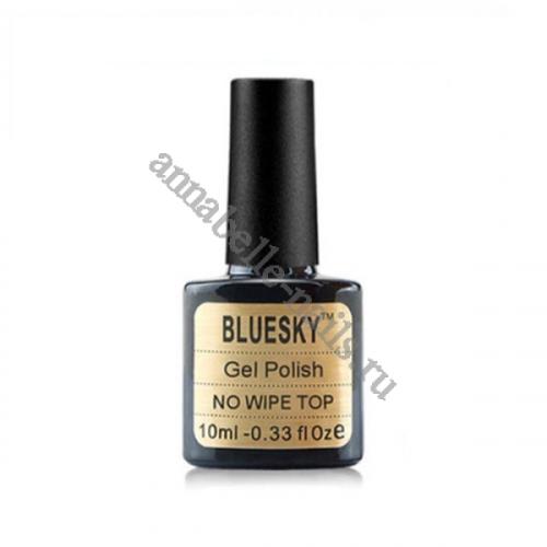 Bluesky No Wipe Top Верхнее покрытие без липкого слоя, 10ml