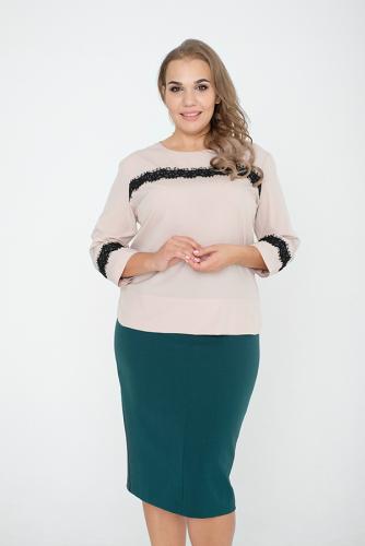 Блуза 41620-1 производителя Eliseeva Olesya
