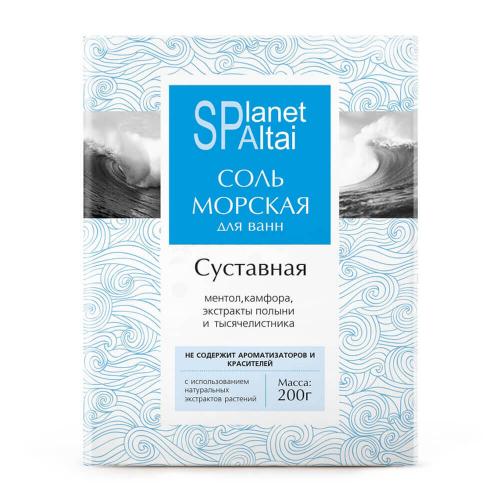 Соль морская «Суставная» для ванн