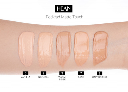 Тональный крем Matte Touch foundation 3 warm beige