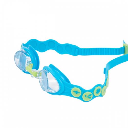 SPEEDO Sea Squad Goggle очки дет, (6981) гол/зел