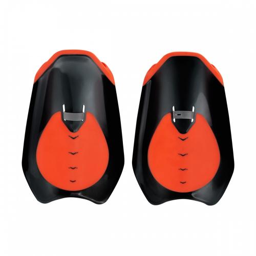 SPEEDO Fastskin Hand Paddle лопатки, (B441) чер/красн