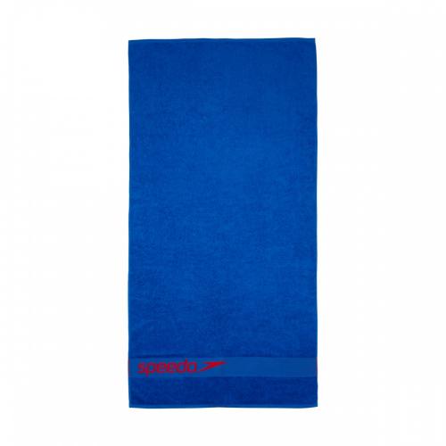 SPEEDO Border Towel  полотенце, (B418) гол/красн