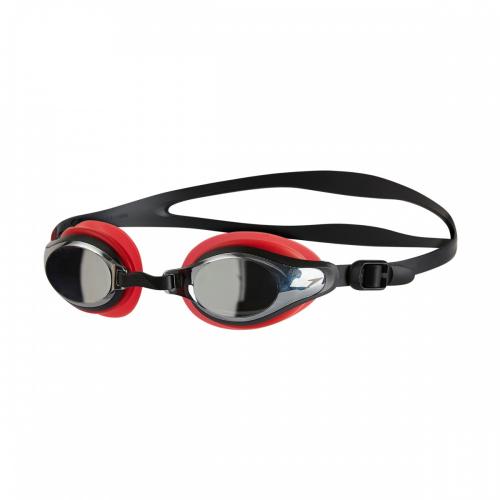 SPEEDO Mariner Supreme Mirror очки, (B990) черн/оранж