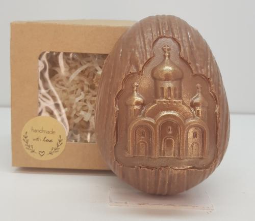 Шоколадное пасхальное яйцо №1