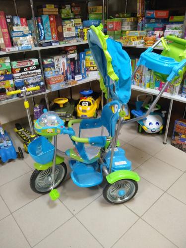 Велосипед трехколесный Светлячок