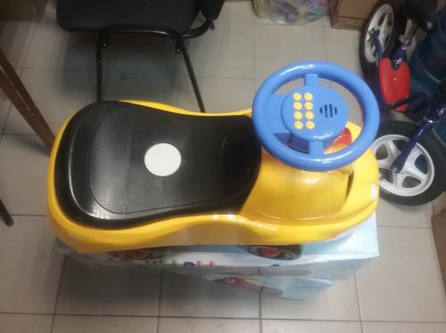 Машина каталка Kid Ride-on Ca