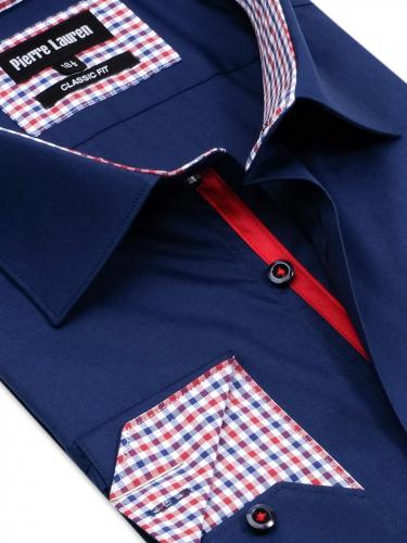 0199TECL Мужская классическая рубашка с длинным рукавом Elegance Classic