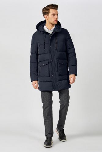Куртка #174519Темно-синий