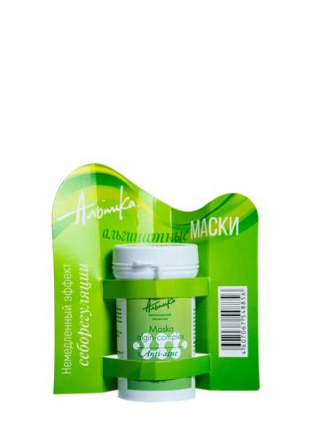 Maska Algin-complex Anti Acne, 70 мл