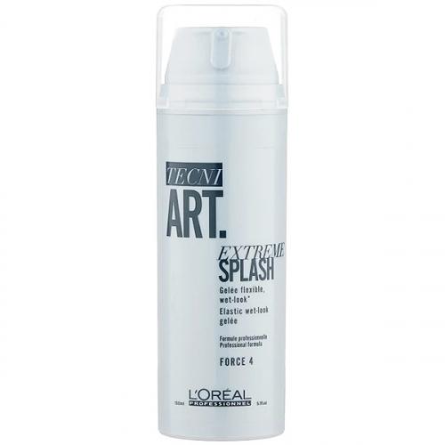 Гель для эффекта мокрых волос (L'oreal Professionnel Tecni.Art Extreme Splash Gel) – 150 мл