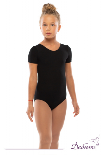 ДГ 830 Купальник гимнастический рукав - футболка В наличии