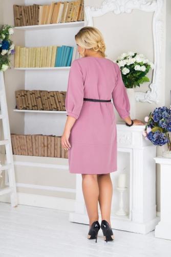 Платье 022, розовый