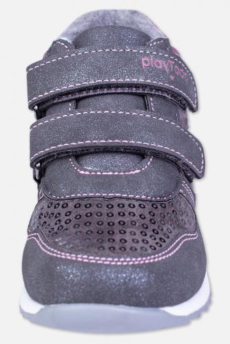 Ботинки #147431Темно-серый