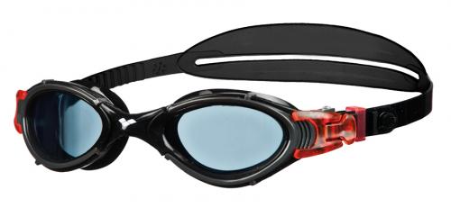 Очки для плавания NIMESIS CRYSTALMEDIUM smoke-black-black (20)