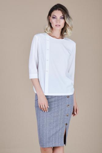 Блуза 47822 производителя Eliseeva Olesya