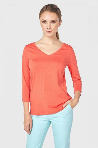 Блуза #180183Коралловый
