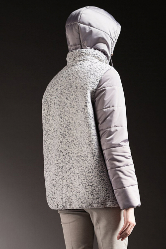 Куртка #176413Серый