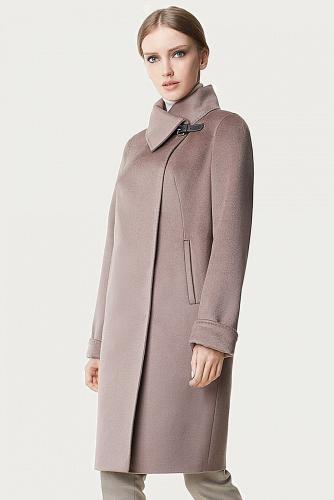 Пальто #177699Какао