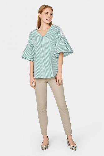 Блуза #180372Мультиколор