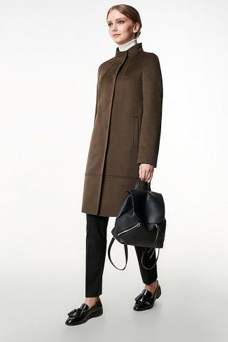 Пальто #176372Хаки